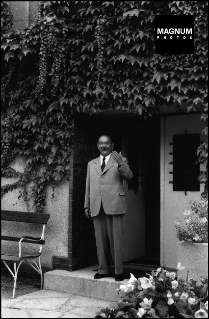 Fotó: Erich Lessing: Nagy Imre, 1956 © Erich Lessing/Magnum Photos
