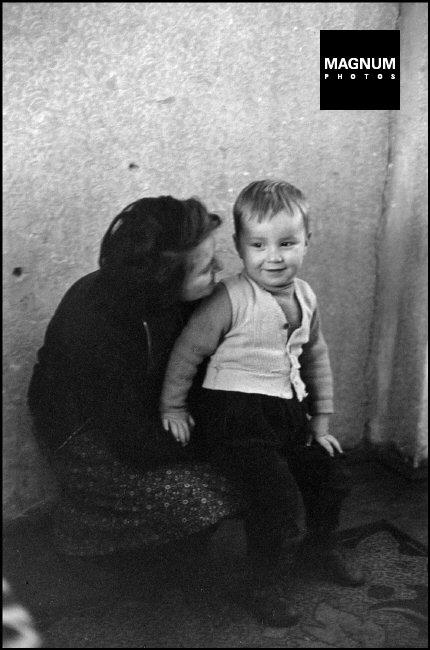 Fotó: Henri Cartier-Bresson: Magyarország, 1964 © Henri Cartier-Bresson//Magnum Photos