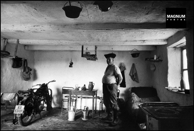 Fotó: Marilyn Silverstone: Hortobágy, 1968 © Henri Cartier-Bresson//Magnum Photos