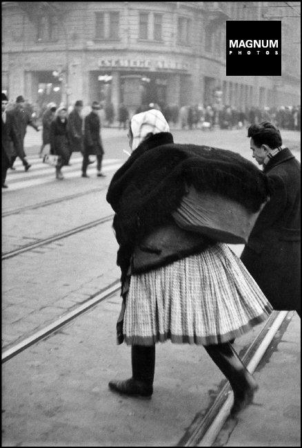 Fotó: Henri Cartier-Bresson: Budapest, 1964 © Henri Cartier-Bresson//Magnum Photos