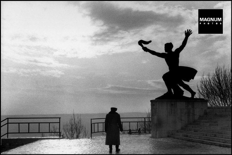 Fotó: Henri Cartier-Bresson: Budapest, 1964 © Henri Cartier-Bresson/Magnum Photos