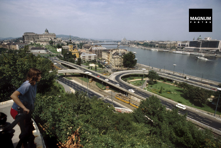 Fotó: George Rodger: Budapest, 1970 © George Rodger/Magnum Photos