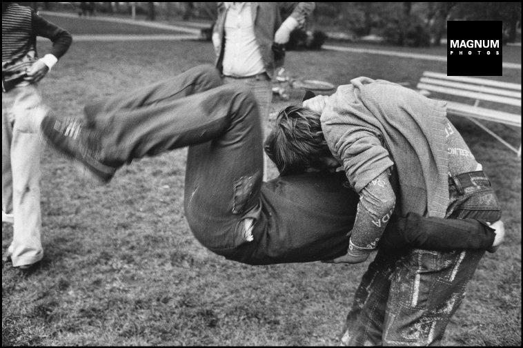 Fotó: Guy Le Querrec: Budapest, 1980 © Guy Le Querrec/Magnum Photos