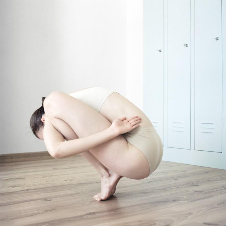 Fotó: Anna Horcinova: Impossible, 2012