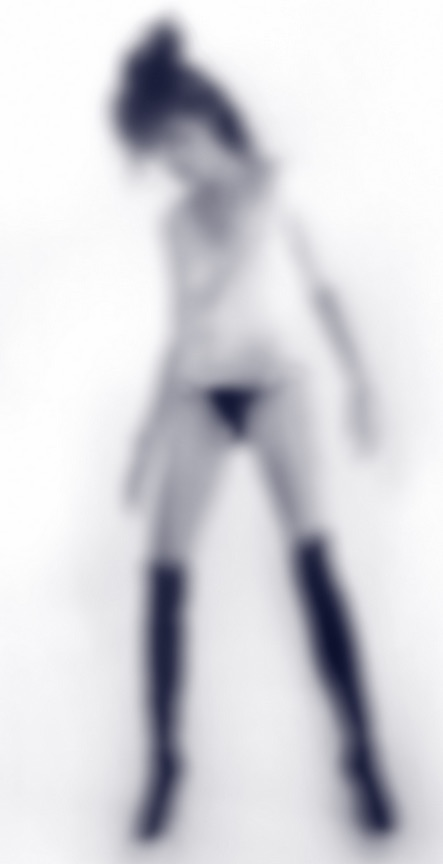 Fotó: Eva Schlegel: Untitled 142, 2007, courtesy Galerie Krinzinger
