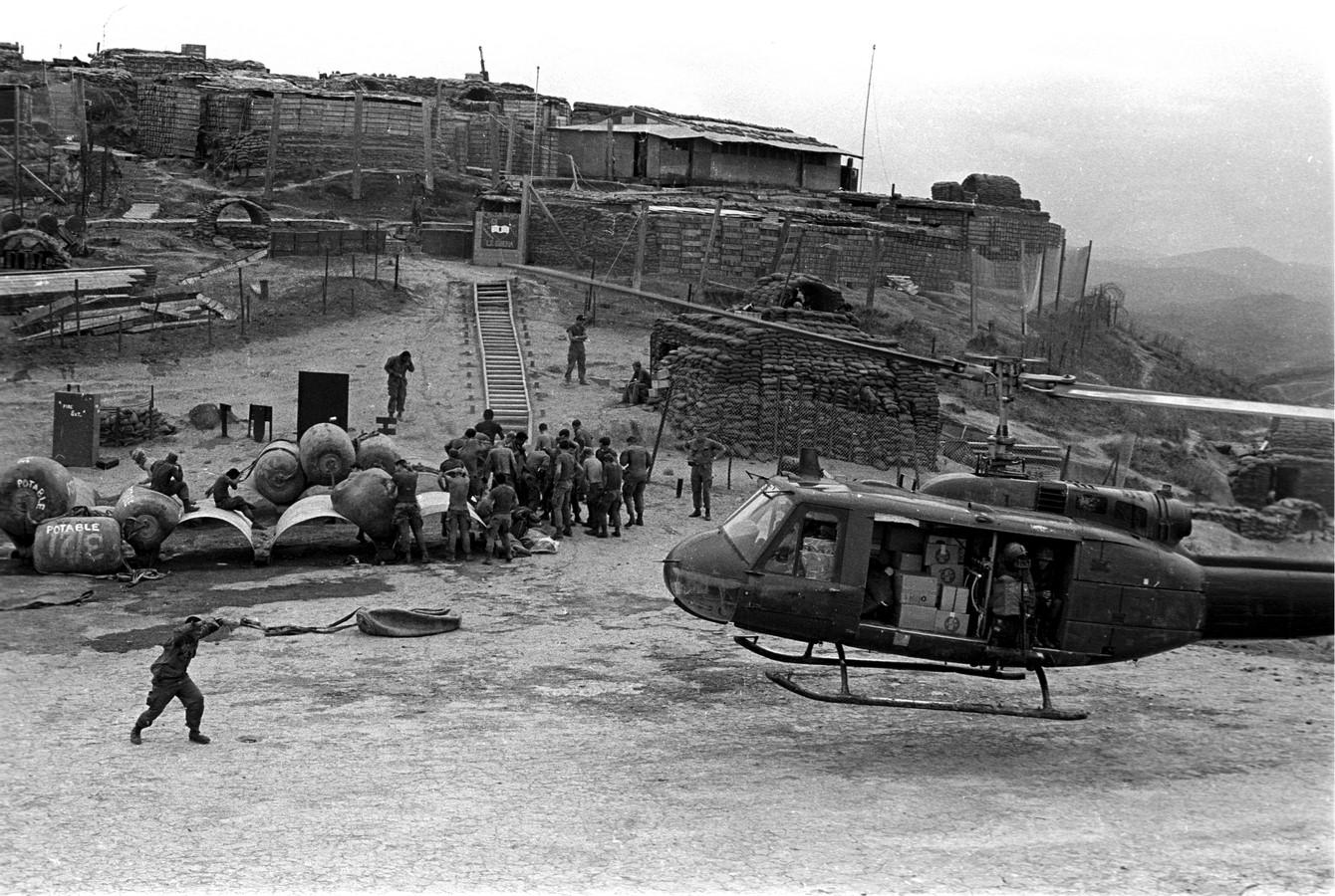 Fotó: Kondor László: Landolás, Szibéria leszállási körzet, 1969