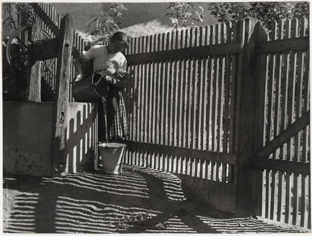 Fotó: Vadas Ernő: Ritmus, 1935 © Magyar Fotográfiai Múzeum