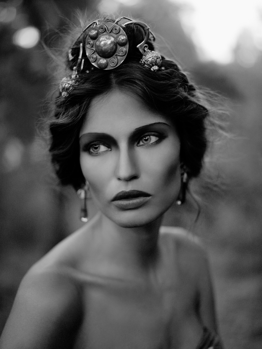 Fotó: Karl Lagerfeld: Modern Mythology, 2013 © Karl Lagerfeld