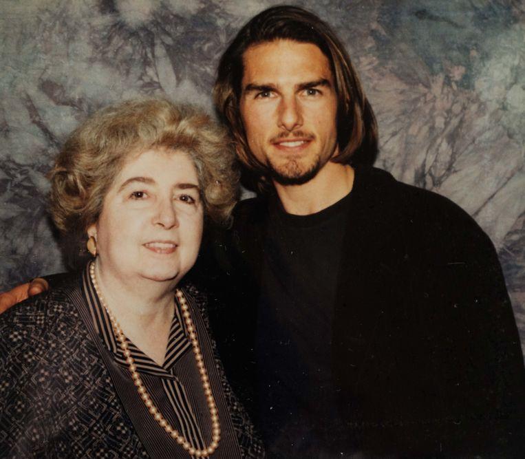 Fotó: Maria Snoeys-Lagler és Tom Cruise