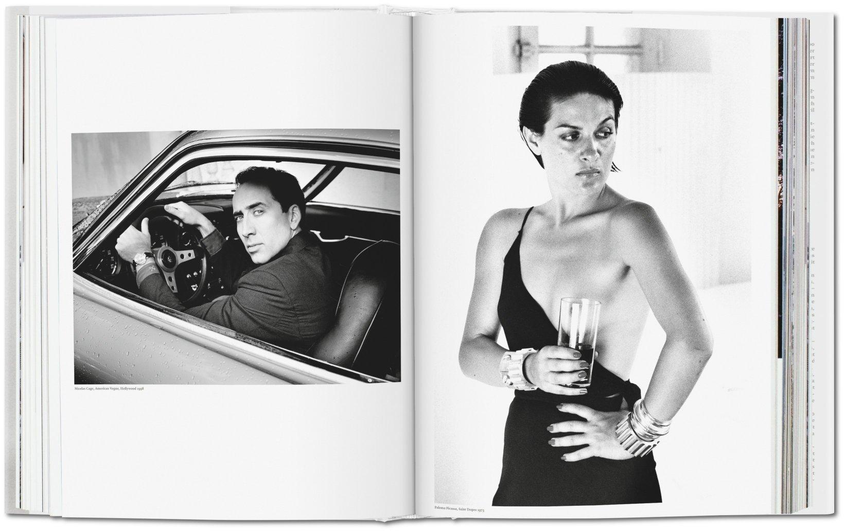 Helmut Newton. SUMO. 20th Anniversary Edition<br />taschen.com<br />A fotóalbum megrendelhető személyesen, telefonon vagy a bookshop@maimano.hu e-mail címen.