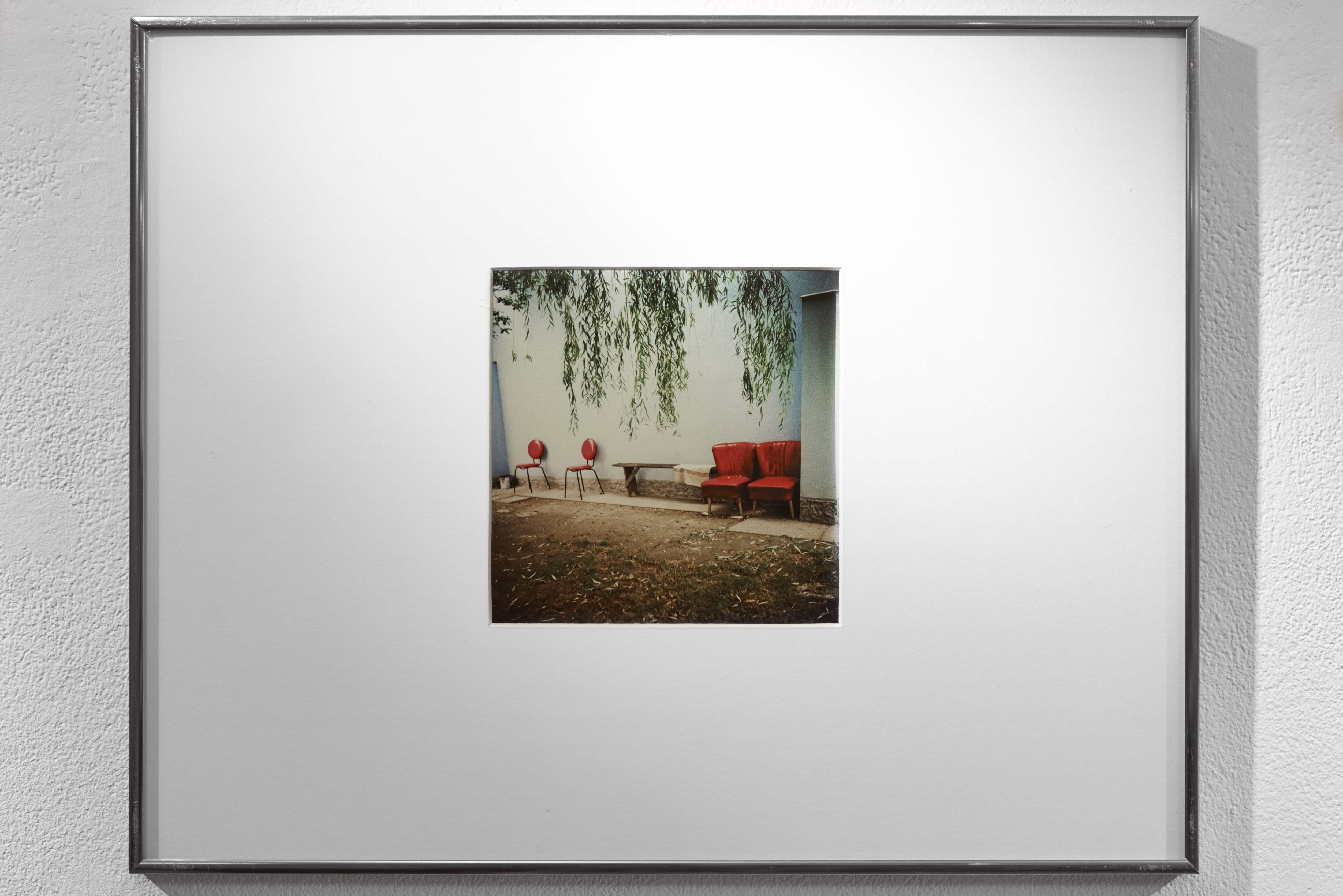 Kovalovszky Dániel: Székek ( az Emlélkgyár című sorozatból) / Chairs (From the series Memory Factory) 2007 – 2010. <br />Fotó: Kiss Imre