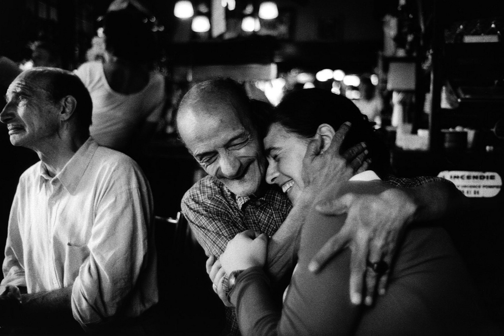 Fotó: Peter Turnley: Brasserie de l'Isle Saint-Louis, 1994 © Peter Turnley