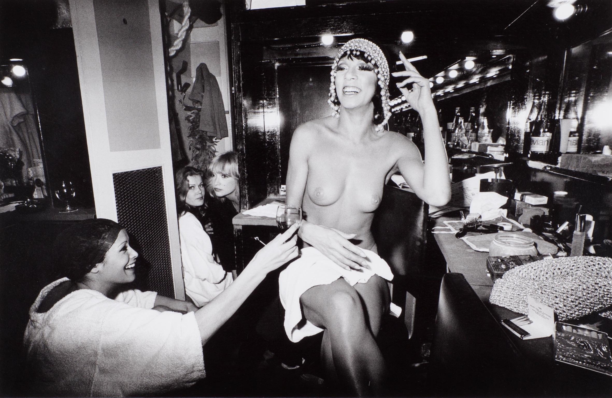 Fotó: Timm Rautert: Crazy Horse I, 1976. Colección Per Amor a l'Art © Timm Rautert / VEGAP, València, 2021