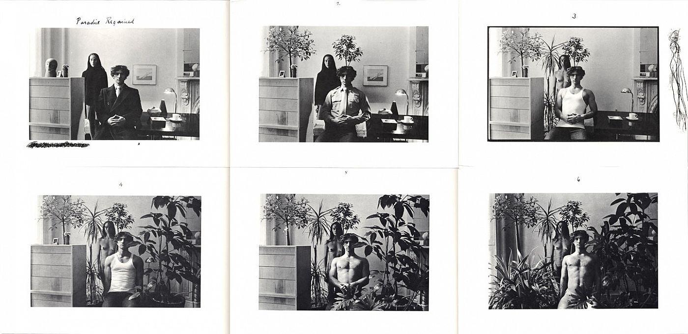 Fotó: Duane Michals: Paradise Regained, 1968 © The Henry L. Hillman Fund /Carnegie Museum of Art © Duane Michals