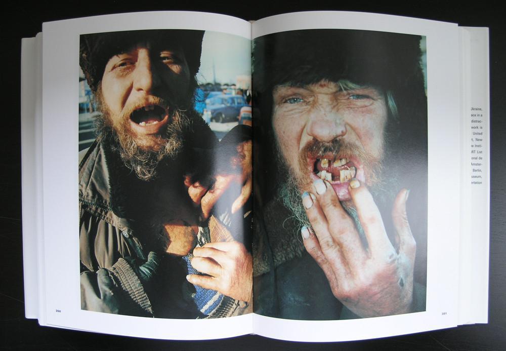 Fotók: Borisz Mihajlov: Cím nélkül, Esettörténet, Harkov, Ukrajna, 1997-98 © Boris Mihajlov