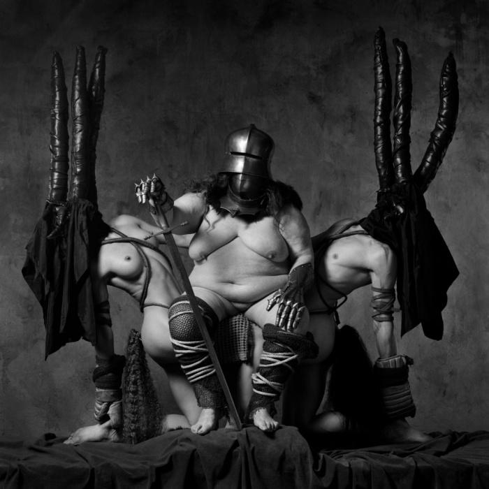Fotó: Erwin Olaf: Részlet a Chessmen sorozatból, 1987 © Erwin Olaf