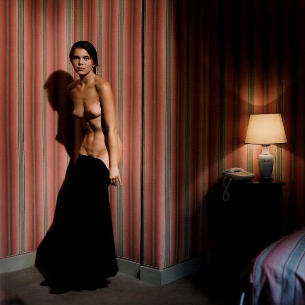 Fotó: Bettina Rheims: Részlet a Zárt szoba sorozatból, 1991-92 © Edwynn Houk Gallery