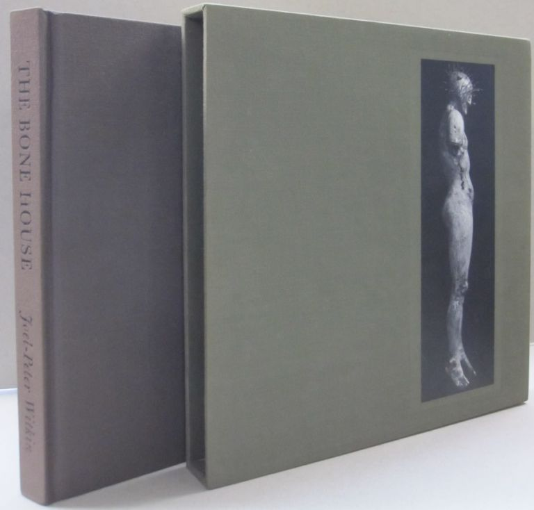 Joel-Peter Witkin: The Bone House<br />Santa Fe, Twin Palms Publishers<br />2000