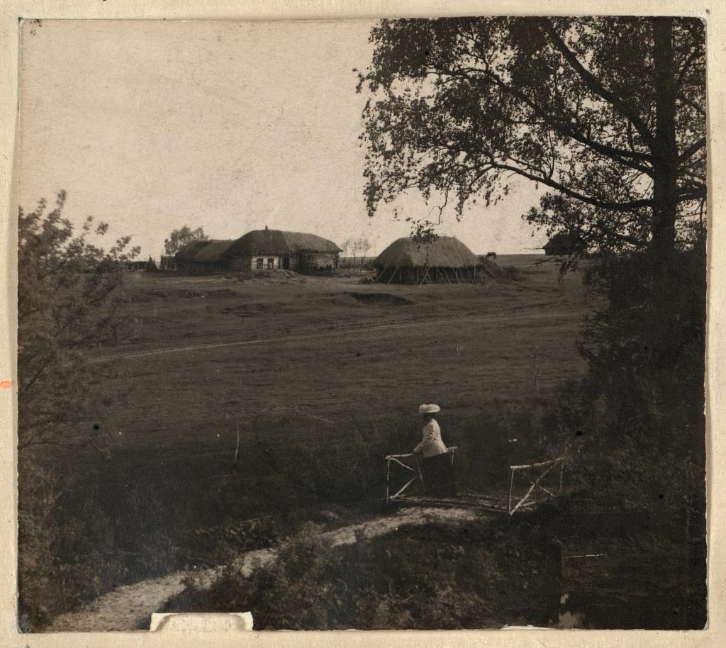 Fotó: Szergej Prokugyin-Gorszkij: Jasznaja Poljana, Oroszország, 1908. május © Prokugyin-Gorszkij gyűjtemény, Amerikai Kongresszusi Könyvtár