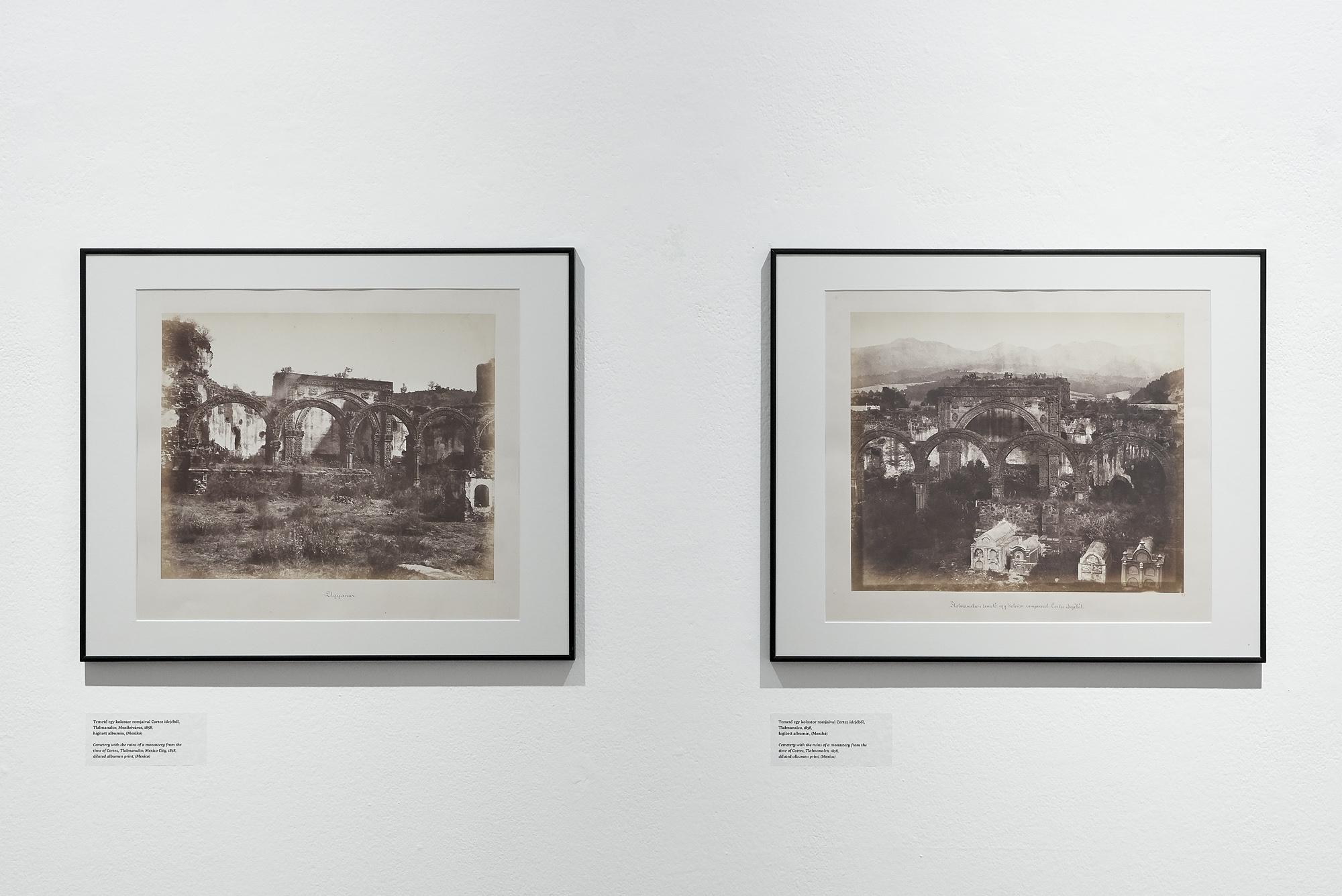Fotó: Kiss Imre: Rosti Pál: Úti emlékezetek Amerikából című kiállítás a Mai Manó Házban, 2020