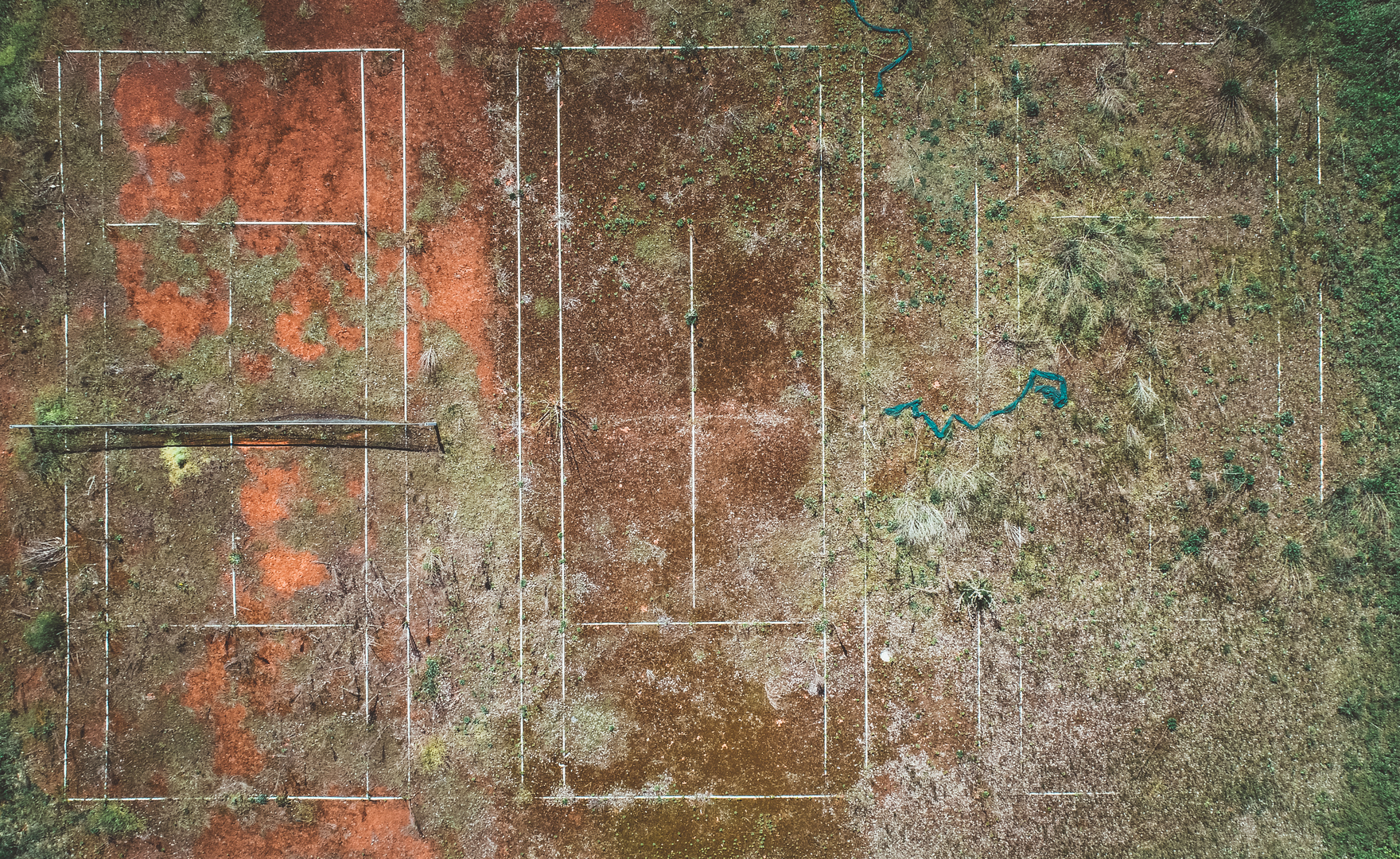 Művészet – műalkotás vagy művészeti tevékenység ábrázolása, fotóriporteri eszközökkel (egyedi)<br />2. díj: Nagy András (MTI/MTVA): Hosszabbítás<br /><br />Fotó: A teniszpálya élete!