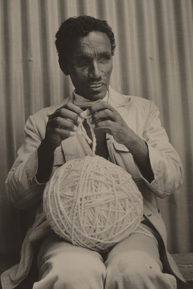 Fotó: Stalter György: Etiópia, 1989 © Stalter György