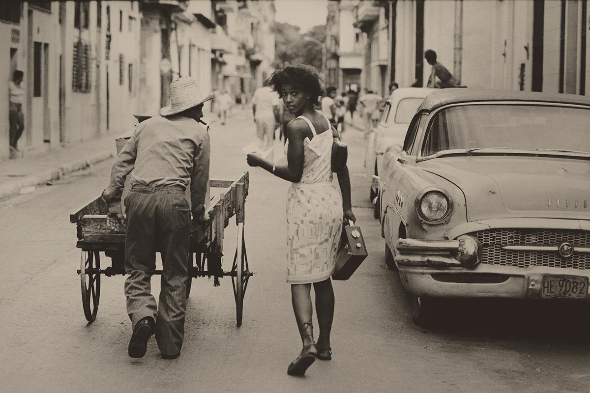 Fotó: Stalter György: Kuba, 1985 © Stalter György