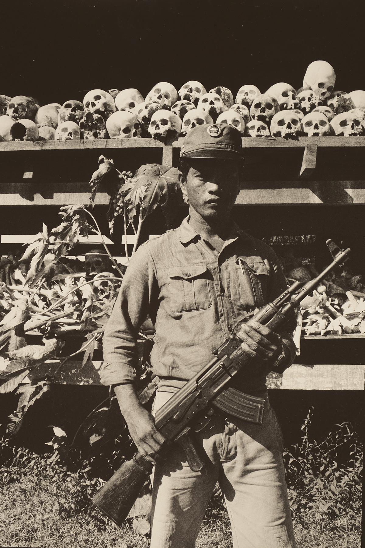 Fotó: Stalter György: Kambodzsa, 1984 © Stalter György