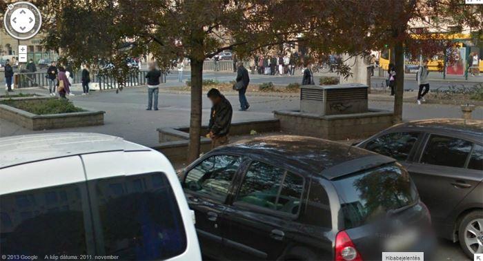 Fotó: Google Street View <br />Magyarország