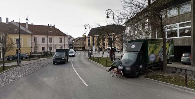 Fotó: Google Street View <br />Magyarország, Kőszeg