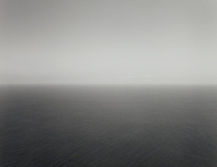 Fotó: Hiroshi Sugimoto: Sea of Japan, Oki, 1987 © Fraenkel Gallery/Hiroshi Sugimoto
