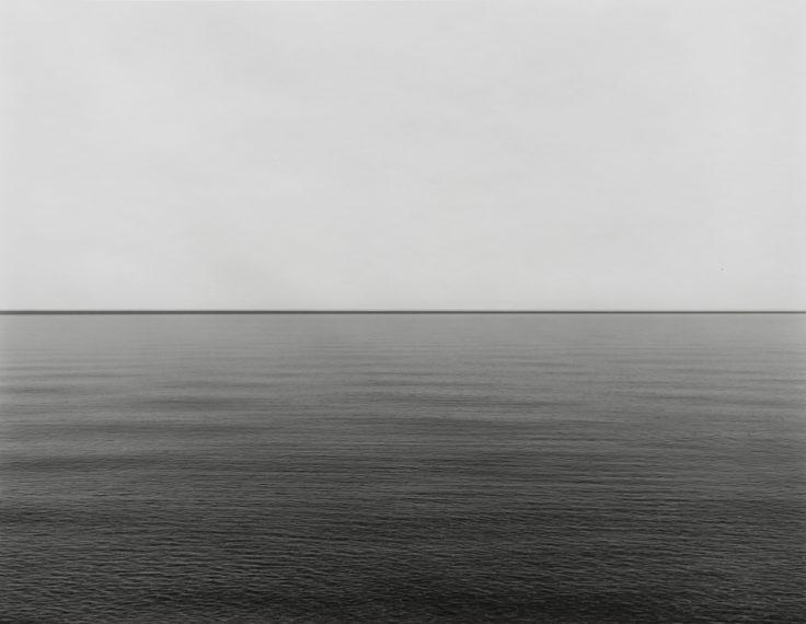 Fotó: Hiroshi Sugimoto: Lake Superior, Eagle River, 2003 © Fraenkel Gallery/Hiroshi Sugimoto