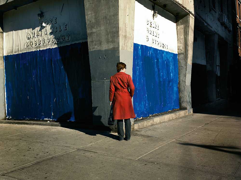 Fotó: Szatmári Gergely: Részlet az American Idler című sorozatból