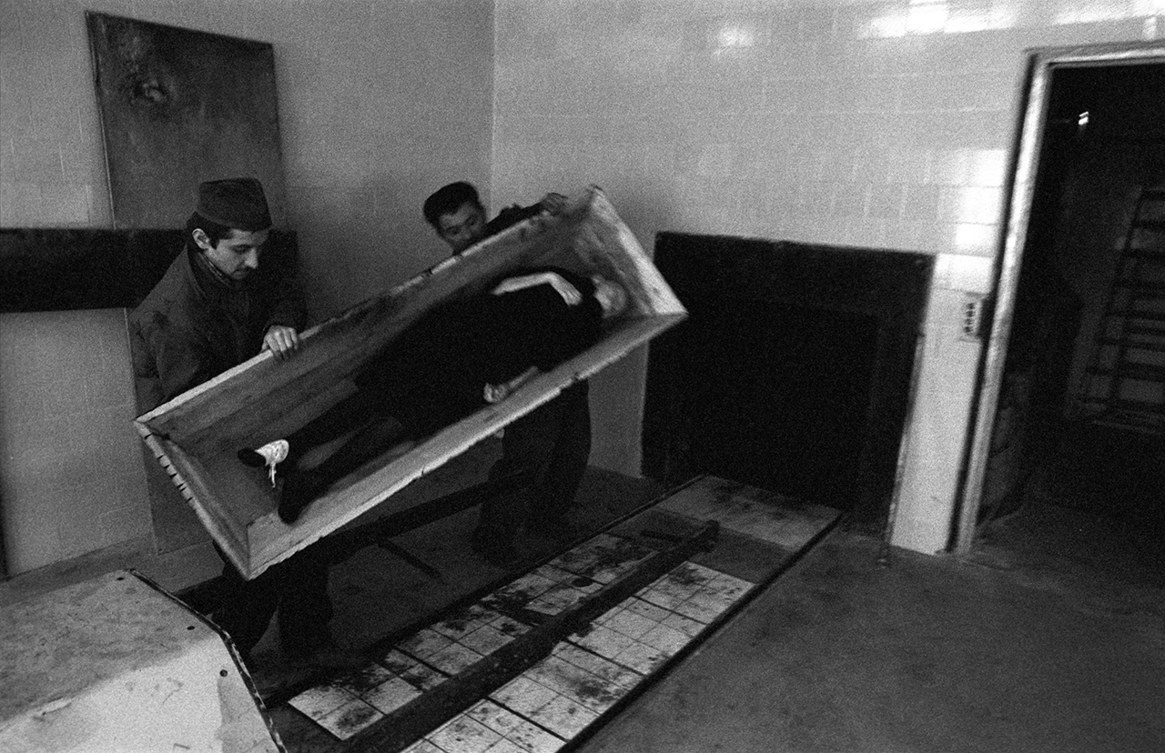 Tímár Péter: Gyász, 1980-1983 © Tímár Péter