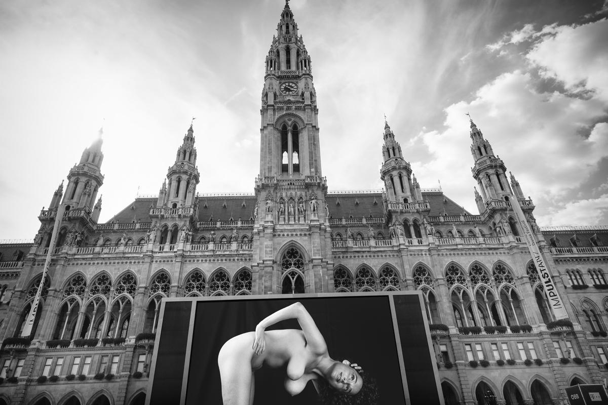 Fotó: Tímár Péter: Elmozdult akt_5604 – Bécs, 2015 © Tímár Péter