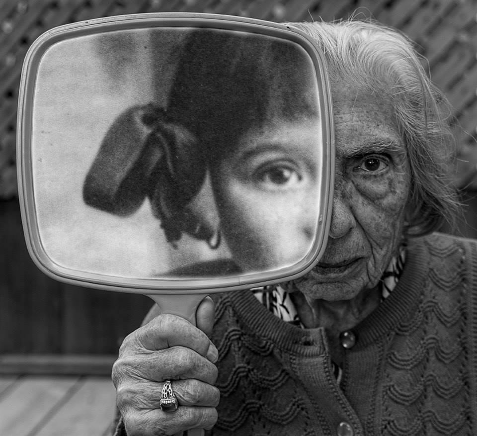 Fotó: © Tony Luciani<br /><br />Önreflexió