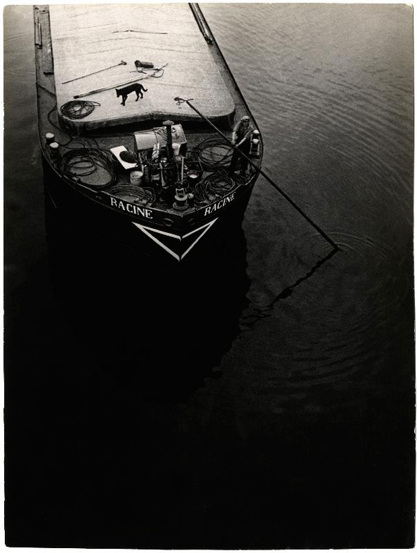 Fotó: Brassaï: Uszály, Párizs 1935 k. zselatinos ezüst, eredeti pozitív (vintage) 18x23,5 Magyar Fotográfiai Múzeum, Kecskemét