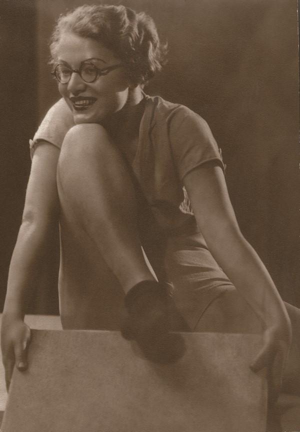 Fotó: Pécsi József: Avantgarde, 1932 © Magyar Fotográfiai Múzeum