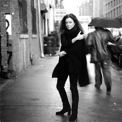 Foto Annie Leibovitz Jorie Graham Poet New York City