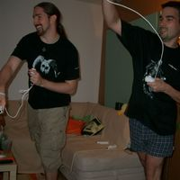 Wii-party @ Kittka