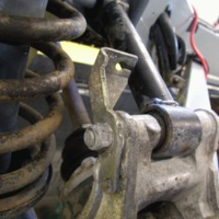 Alváz, futómű javítások. 2 / Frame and suspension repairs 2.