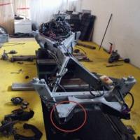 Alváz, futómű javítások. 1 / Frame and suspension repairs 1.