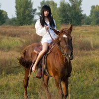 Bori lovagolni tanul