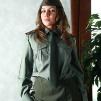 A katona lány