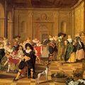 Morzsák az asztalunkról - az első Magyar szakácsok