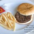 A 'meki' hamburgere elpusztíthatatlan