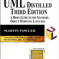 UML Distilled: A Brief Guide To The Standard Object Modeling Language (3rd Edition) Book Pdf