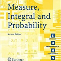 ((DOCX)) Measure, Integral And Probability. donde during Great Nicolas Public