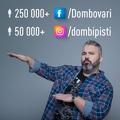 Hasít a közösségi médiában Dombi Pisti...