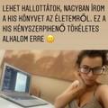 Könyvet ír Tóth Andi...